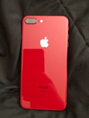 iPhone 8 Plus Red for Sale in Silver Spring, MD