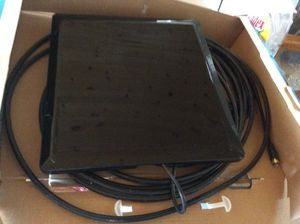 Indoor antenna with extra cable for Sale in Apache Junction, AZ