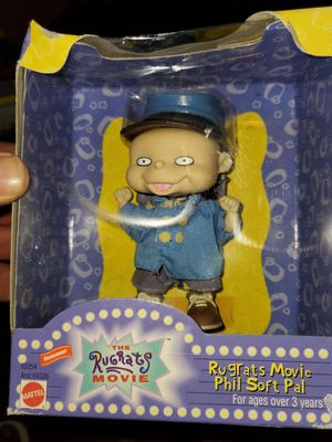 Nickelodeon Rugrats Movie Soft Pal 1998 for Sale in Crowley, TX