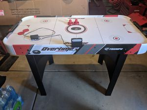 $40 SMALL AIR HOCKEY TABLE for Sale in Moreno Valley, CA