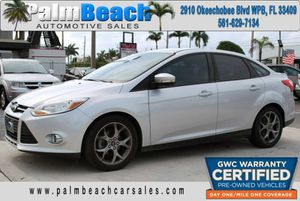 2013 Ford Focus for Sale in West Palm Beach, FL