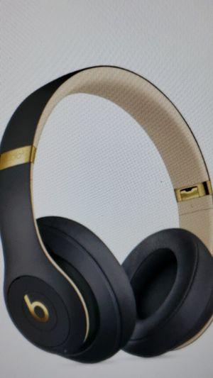 100% GENUINE Beats by Dr.Dre Studio 3 wireless Headphones for Sale in Modesto, CA