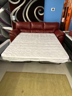 Sofa sleeper queen for Sale in Mount Pleasant, MI