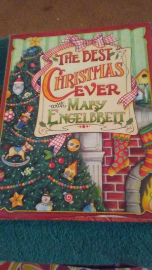The Best Christmas Ever Mary Engelbreit hardcover new for Sale in Sebring, FL