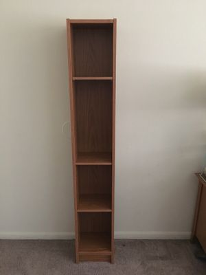 Wooden bookshelf for Sale in Rockville, MD