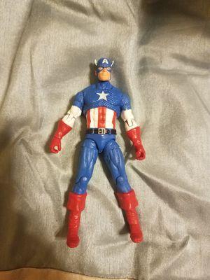 Captain America Action Figure for Sale in Deltona, FL
