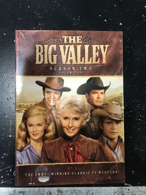 The Big Valley Season 2 for Sale in Hobart, WI