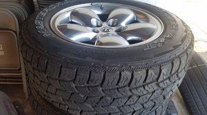 Dodge ram Rims 20x9 for Sale in San Antonio, TX