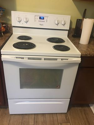 refrigerator And stove $600 for all for Sale in Knoxville, TN