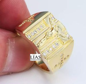 New 18 k yellow gold men wedding ring for Sale in Orlando, FL