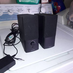 Bose Computer Speakers for Sale in Glendale, AZ