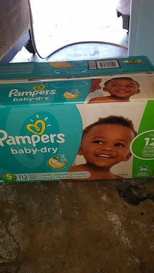 Pampers diapers for Sale in Glendale, AZ
