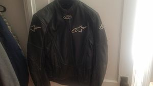 Sport bike leather jacket size 42 for Sale in Weymouth, MA