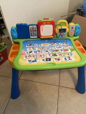 Kids learning desk and piano for Sale in Deltona, FL