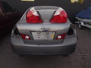 2006 Infiniti m35 parts only for Sale in Phoenix, AZ