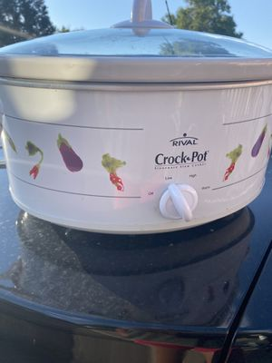Crockpot for Sale in Denver, CO