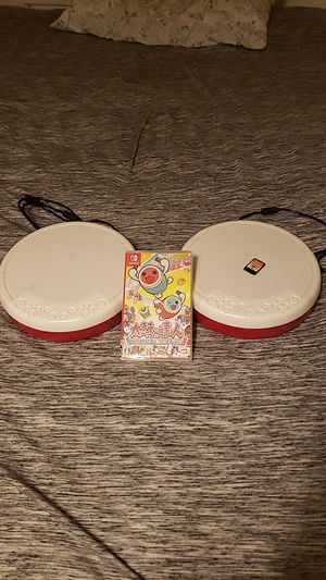NINTENDO SWITCH GAME Taiko no Tatsujin: Drum 'n' Fun! for Sale in Willow Grove, PA