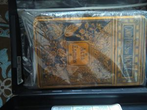 """Alpha edition of """"CAMPFIRES OF NAPOLEON"""" book. Very old book 1863 in fair condition for Sale in Phoenix, AZ"""