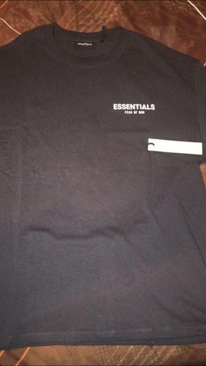 Fear Of God Essentials T Shirt Medium for Sale in San Bernardino, CA