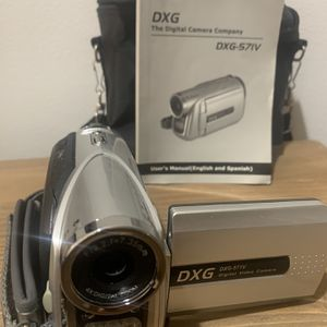 DXG-571V Digital Camcorder for Sale in Fort Lauderdale, FL