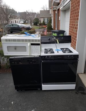 Kitchen appliances $300 for Sale in Willingboro, NJ