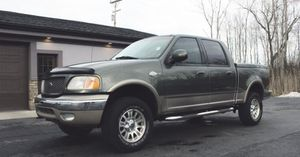 1-Owner 2002 Ford F150 King Ranch for Sale in Phoenix, AZ