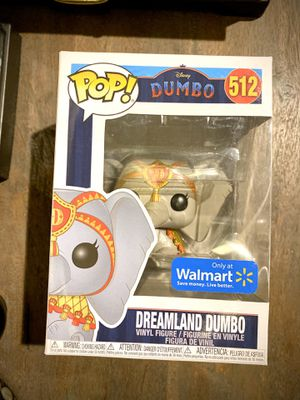 FUNKO POP DREAMLAND DUMBO - Walmart Exclusive for Sale in Chicago, IL