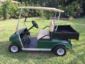 Club Car Utility Golf Cart for Sale in Margate, FL