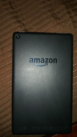Amazon Fire tablet Generation 8 w/Alexa for Sale in Columbus, OH