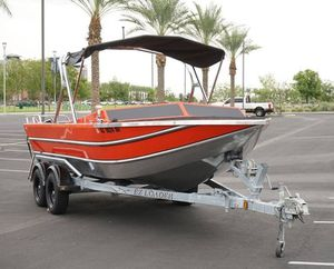 2005 THUNDER JET BOATS HAVASU/RB & TRAILER - BAD ASS JET BOAT! for Sale in Mesa, AZ