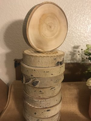 Wood Slices for Sale in Livermore, CA