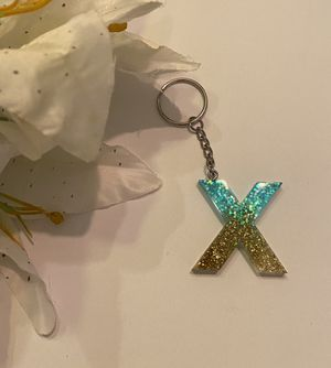 Letter X handmade keychain for Sale in Wichita, KS