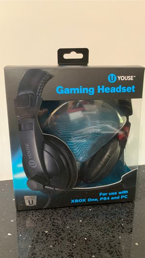 Gaming headphone for Sale in Fort Lauderdale, FL