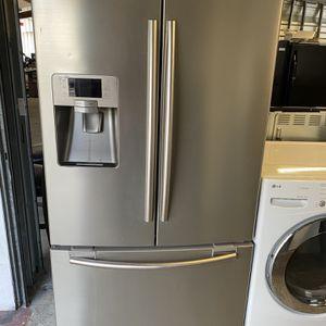french door refrigerator for Sale in Jacksonville, FL