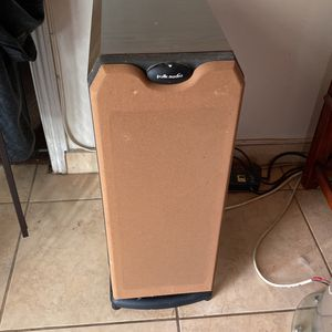 RSpeakers Two Polk Subwoofer RT3000P LIKE NEW for Sale in Long Beach, CA