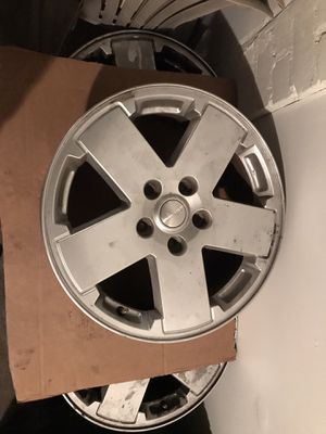 Jeep Wrangler Rims for Sale in East Haven, CT