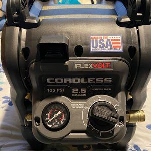 Dewalt FLExVoLT Air Compressor (tool Only) See Picture For Better Description (Brand New) for Sale in Oakland, CA