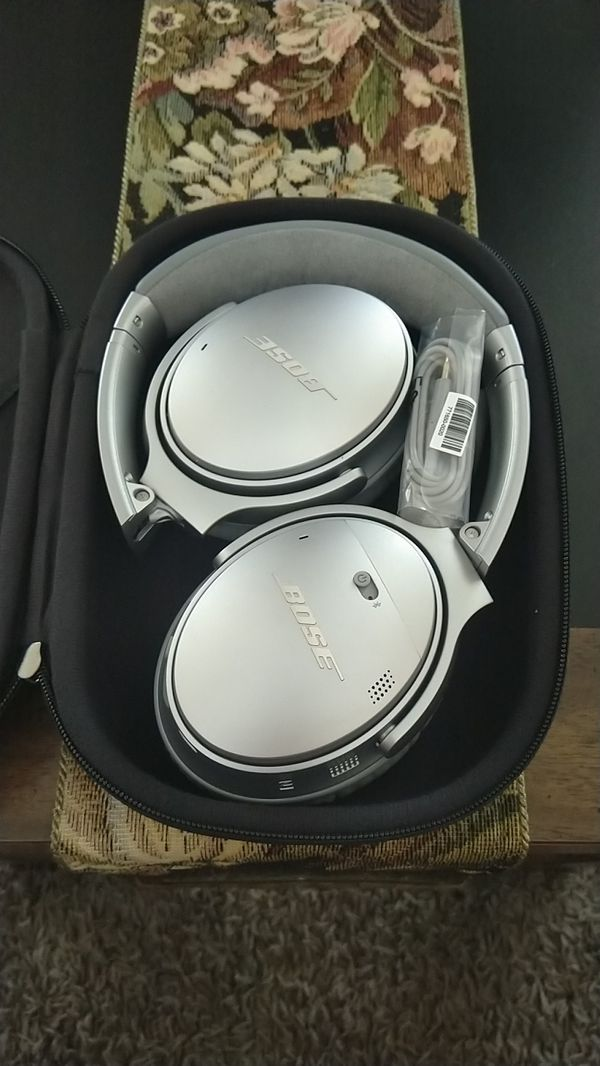 Bose QC 35 II Noise Cancelling Headphones
