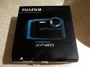 Fuji-film new full Hd Wirless waterproof camera new for Sale in North Las Vegas, NV