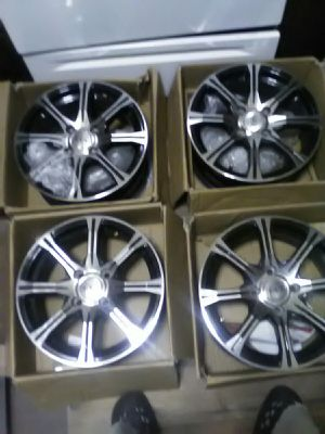 14 inch, four lug rims for Sale in Eastman, GA