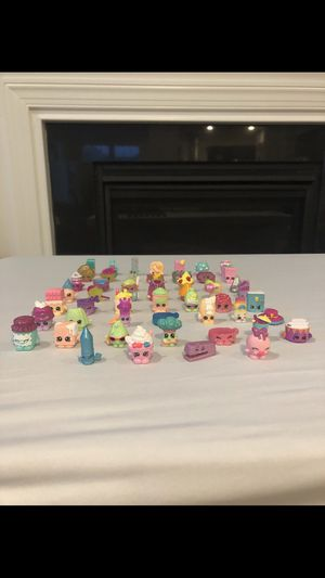 Shopkins lot of 53 for Sale in Richmond, VA