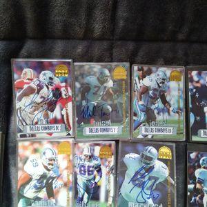 Dallas Cowboys Football Cards for Sale in La Mirada, CA