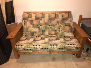 Couch (Futon) for Sale in Portland, OR