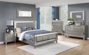 Brand new modern queen bedroom set for Sale in Farmers Branch, TX