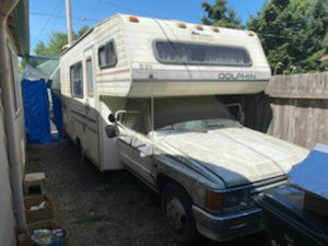 1987 Toyota Dolphin RV Camper for Sale in Eugene, OR