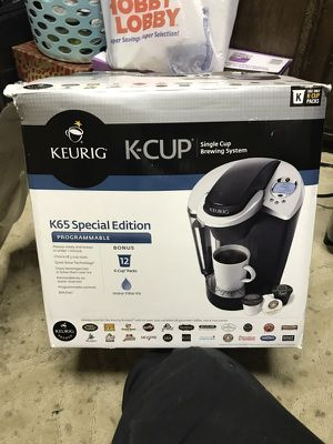Keurig special edition for Sale in Modesto, CA
