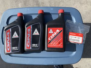 3 motorcycles oil for Sale in Artesia, CA