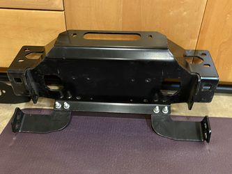 Warn Winch Plate For Jeep JL/JT for Sale in Huntington Beach,  CA