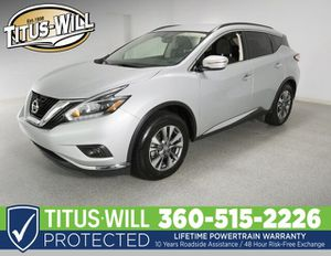 2018 Nissan Murano for Sale in Lacey, WA