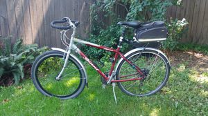 Giant commuter bike with trunk and rack for Sale in Portland, OR